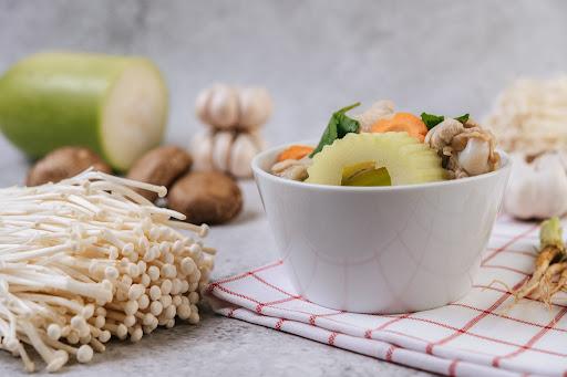 5 Manfaat Jamur Enoki yang Baik Untuk Tubuh